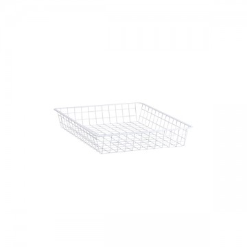 Кошикі для використання в стеллажах  та в Decor, глибина 40см