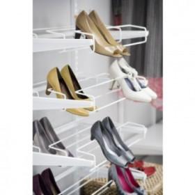 Висувна полиця для взуття з каблуком