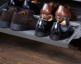 Декор планка для полиці для взуття
